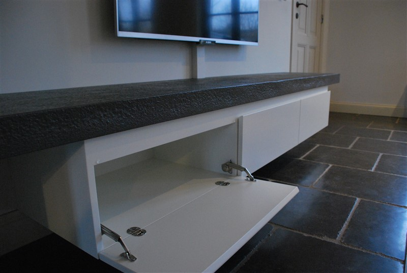TV haard meubel België