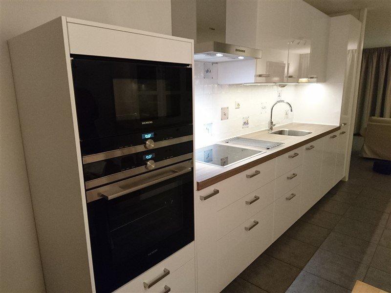 Hoogglans Keuken Delfts Blauw Jasper Badoux