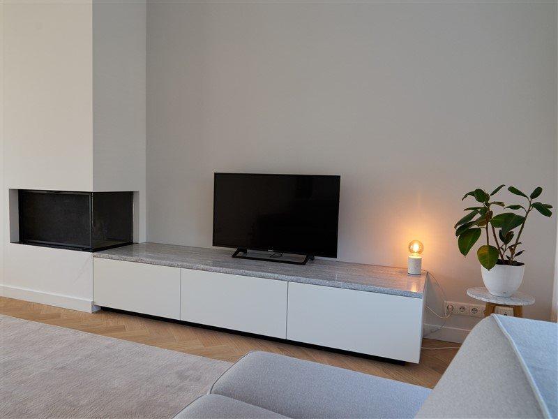 Hi-macs TV meubel