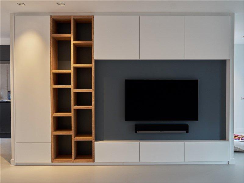 TV-wand Voorburg