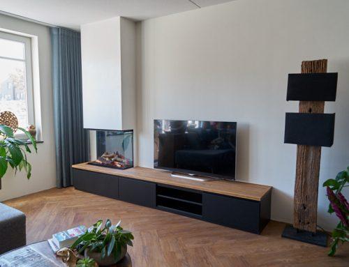 TV/ Haardmeubel Delft